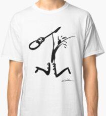 Guitar Jump Classic T-Shirt