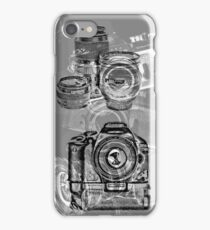 Cameras And Photography iPhone Case/Skin