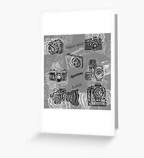Cameras And Photography Greeting Card