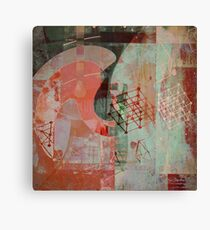 Tribute to Robert Rauschenberg  Canvas Print
