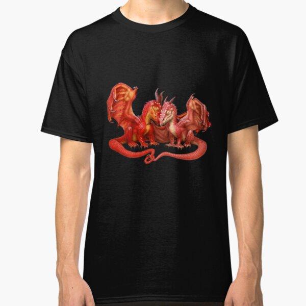 Valenines Dragon Classic T-Shirt