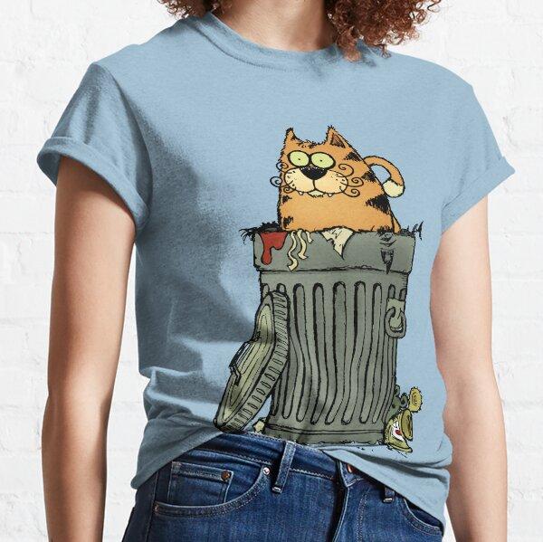 Un chat errant T-shirt classique