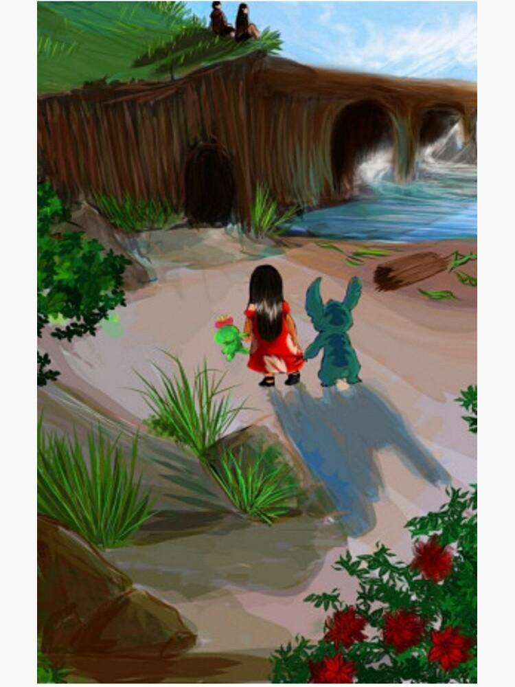 Lilo y Stitch de Littlefox617
