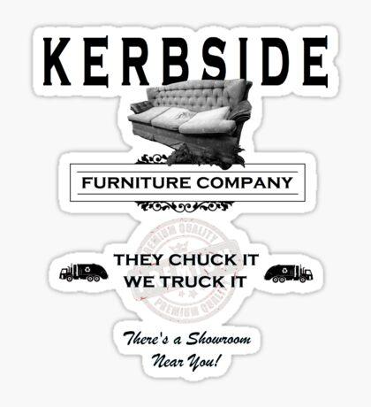 Kerbside Furniture Company Sticker