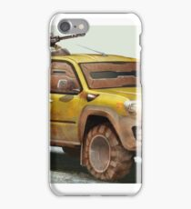 Vehicle Army #1 iPhone Case/Skin
