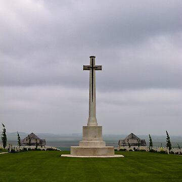 Villers Bretonneux - Australian National War Memorial - France - WW1 by keystone