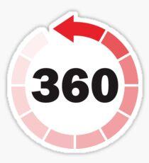 360 Sticker