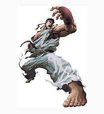 Ryu - Street Fighter Photographic Print