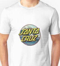 Santa Cruz logo Unisex T-Shirt