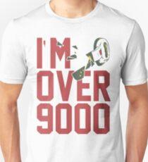 I M Over 9000!!! 30 Unisex T-Shirt
