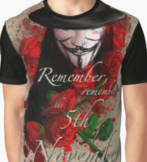 Remember Remember Graphic T-Shirt