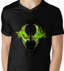 lithium SPAWN Men's V-Neck T-Shirt