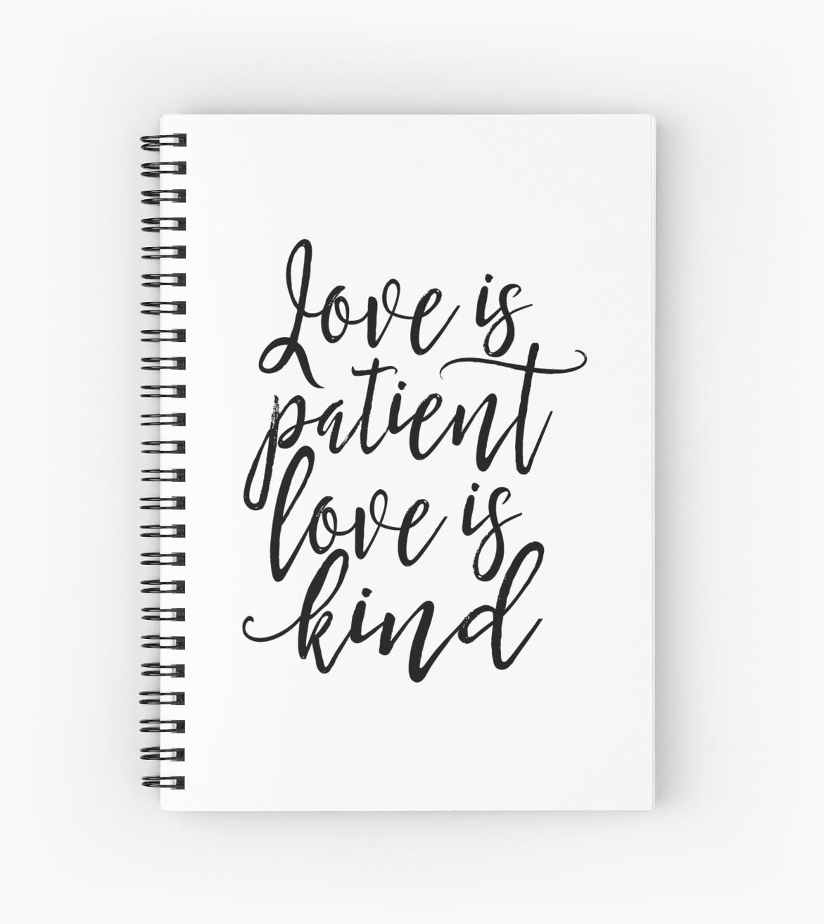 Love Is Kind Quote Extraordinary Love Is Patient Love Is Kindfamily Signhome Decor Wall Artquote