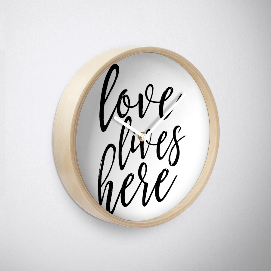 Love Art Quotes Love Lives Herefamily Signhome Decorlove Signhome Wall Art