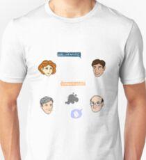 Looks like an X-file Unisex T-Shirt