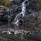 Ingalalla Waterfall by Werner Padarin