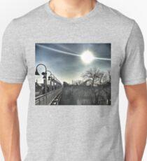 Chicago Commute  Unisex T-Shirt