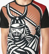 Samurai Graphic T-Shirt