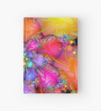 Easter Eggs & Jelly Beans Hardcover Journal
