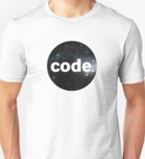 Code. Unisex T-Shirt