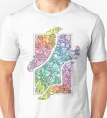 Rainbow Charme Unisex T-Shirt