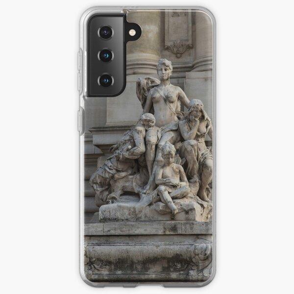 Sculptural Eloquence - 1 ©  Samsung Galaxy Soft Case