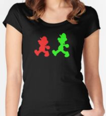 Brothers Women's Fitted Scoop T-Shirt