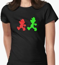 Brothers Women's Fitted T-Shirt