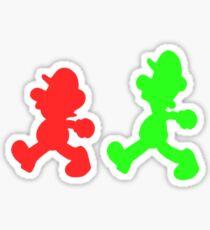 Brothers Sticker