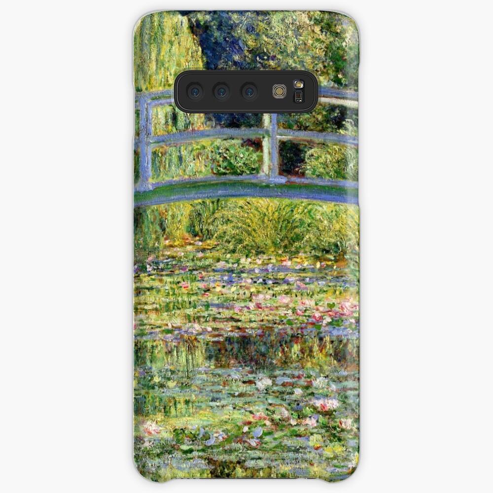 The Water-Lily Pond por Monet Fundas y vinilos para Samsung Galaxy