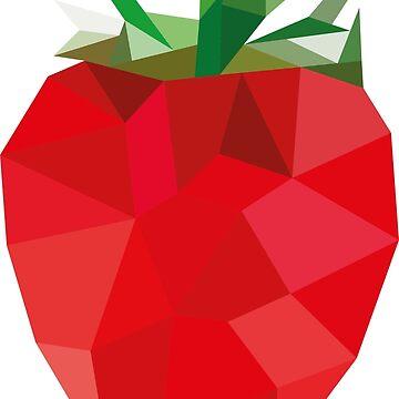 Poly-Erdbeere von eadingtonanne