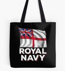 Royal Navy Tote Bag