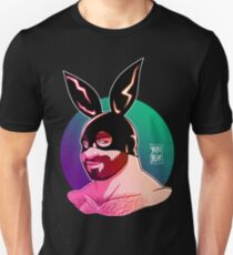 ADAM LIKES BUNNIES - CLUB VERSION T-Shirt