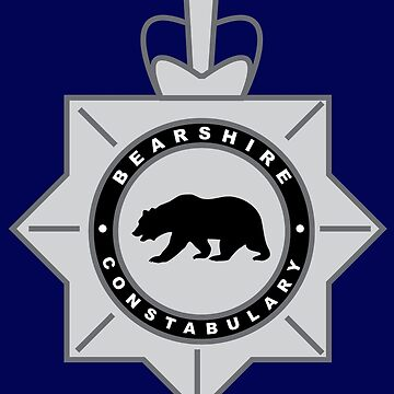 Bearshire Constabulary by grizzlygifts