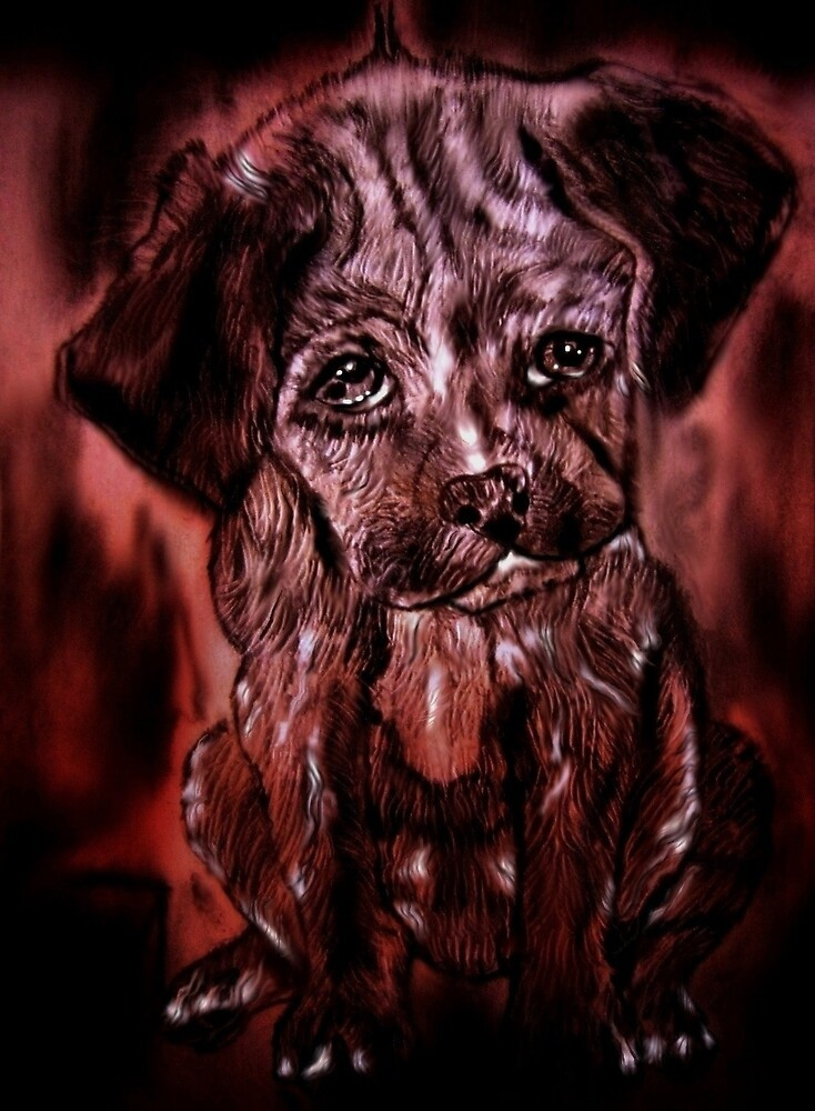 Puppy Love by Herbert Renard