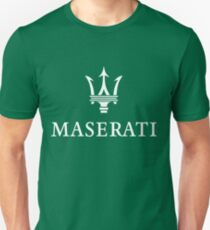 maserati apparel Unisex T-Shirt