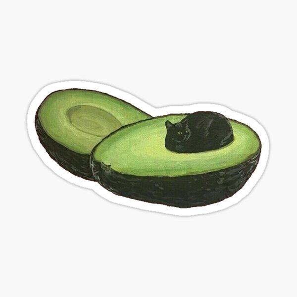 Avocat Sticker