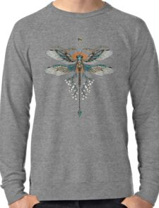 Dragon Fly Tattoo Lightweight Sweatshirt
