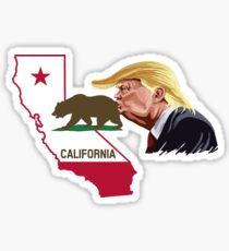 California be more successful as an independent country Sticker