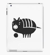Piggy sport iPad Case/Skin