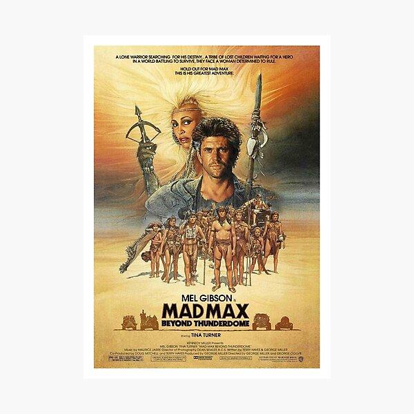 Mad Max: Más allá de Thunderdome Lámina fotográfica