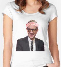 Martin Freeman Women's Fitted Scoop T-Shirt