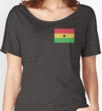 Ghana Women's Relaxed Fit T-Shirt
