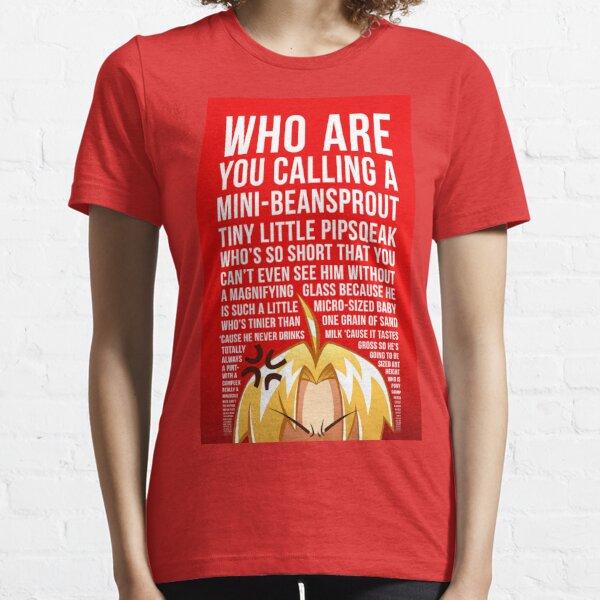 Fullmetal Alchemist Essential T-Shirt