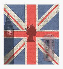 Vintage London Photographic Print
