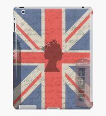 Vintage London iPad Case/Skin