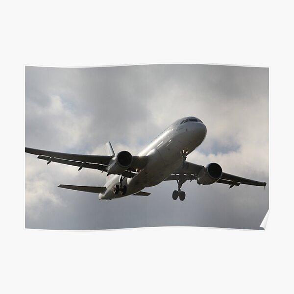 Air France Airbus A320 Poster