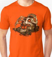 Black Sails Golden Skull Unisex T-Shirt