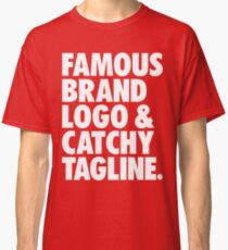 Famous Brand T Shirts Redbubble