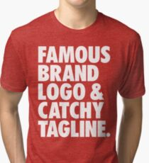Famous Brand Logo T Shirts Redbubble